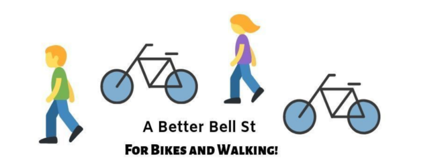 A Better Bell street (and Moreland Road) for bikes, walking and station access